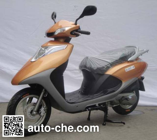 SanLG scooter SL125T-16