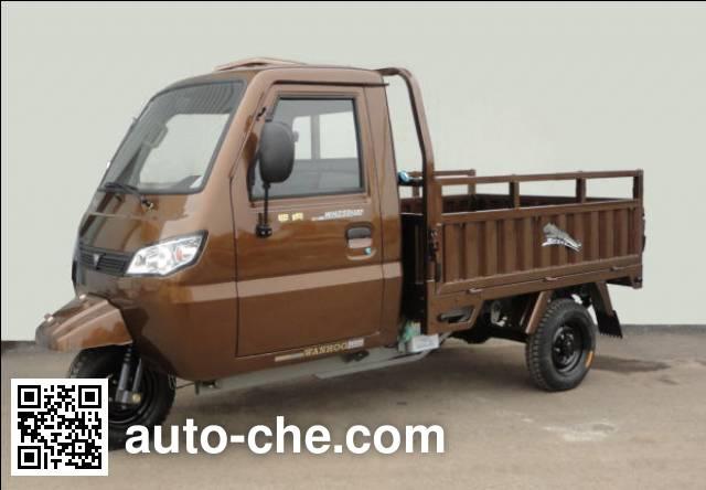 Wanhoo cab cargo moto three-wheeler WH250ZH-A