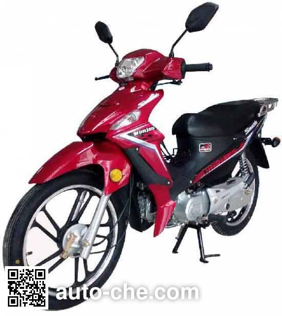 Wangjiang underbone motorcycle WJ125-20