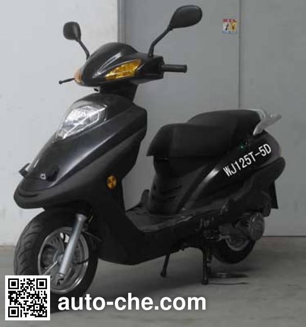 Wangjiang scooter WJ125T-5D