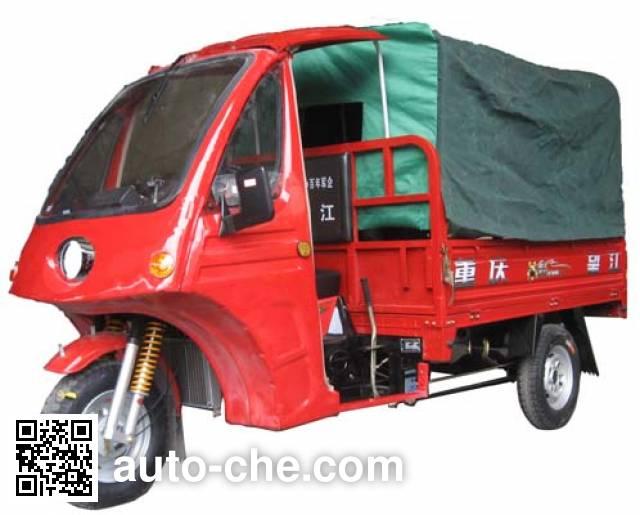 Wangjiang cab cargo moto three-wheeler WJ175ZH-3