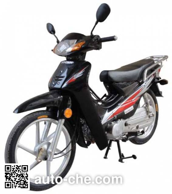 Wangjiang 50cc underbone motorcycle WJ48Q-3A
