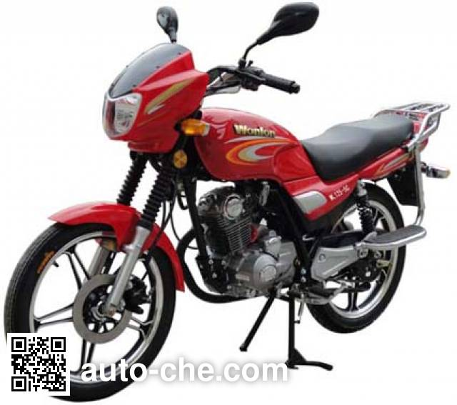 Wanglong motorcycle WL125-5C
