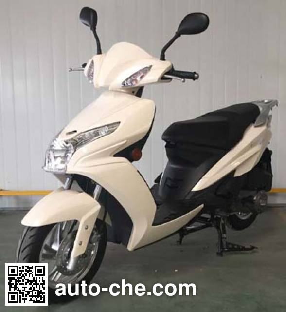 Wanglong scooter WL125T-7