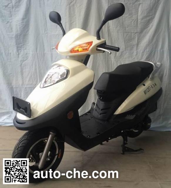 Wangye scooter WY125T-134