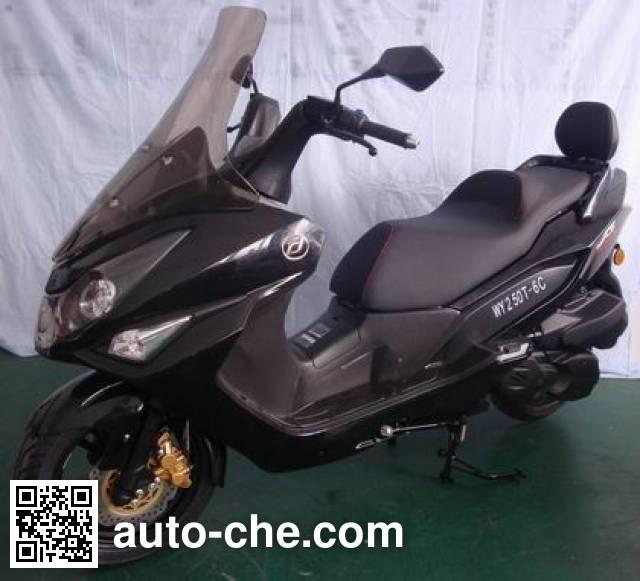Wangye scooter WY250T-6C