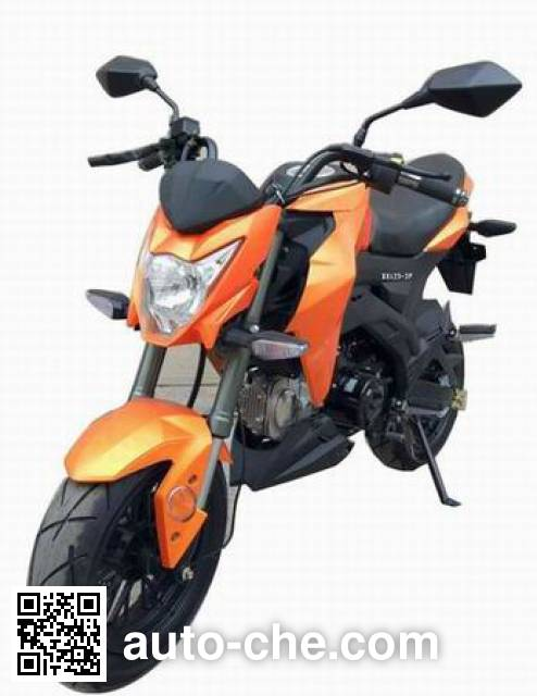 Xinbao motorcycle XB125-3F