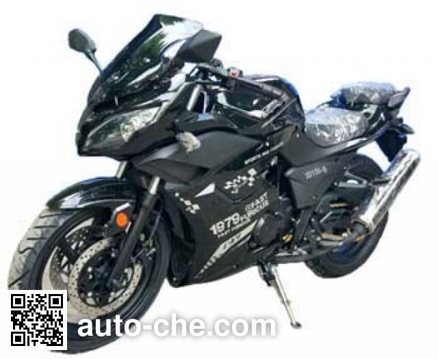 Xundi motorcycle XD150-B
