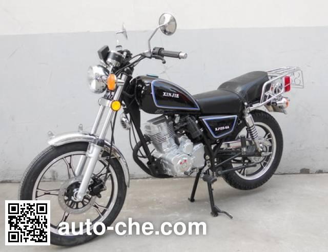 Xinjie motorcycle XJ125-6A