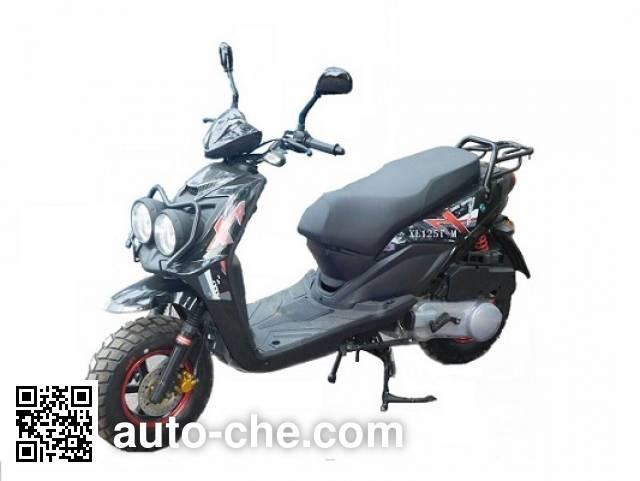 Xinlun scooter XL125T-M