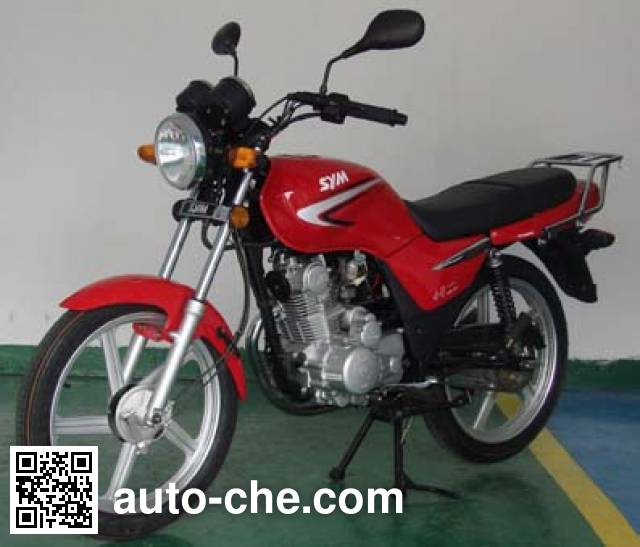 Sym motorcycle XS125-2H manufactured by Xiamen Shaxing
