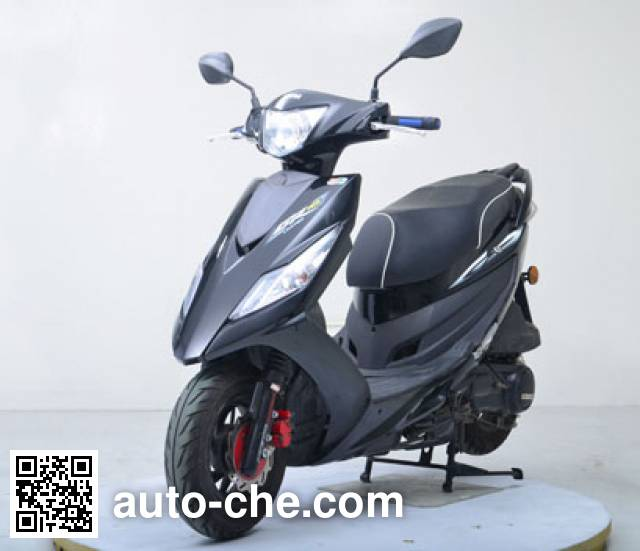 Sym scooter XS150T-7 manufactured by Xiamen Shaxing