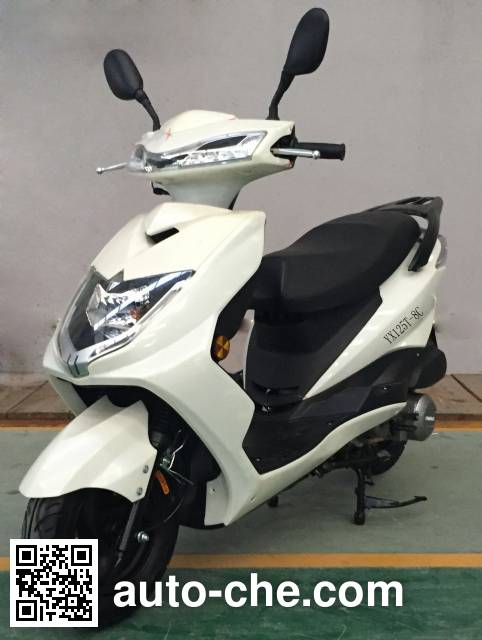 Yongxin scooter YX125T-8C