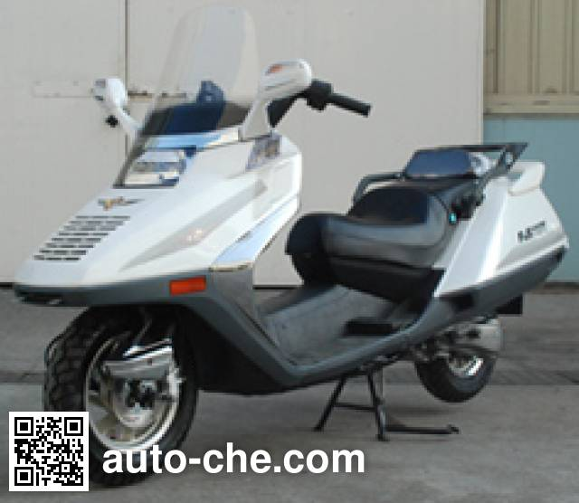 Yiying scooter YY150T-2A
