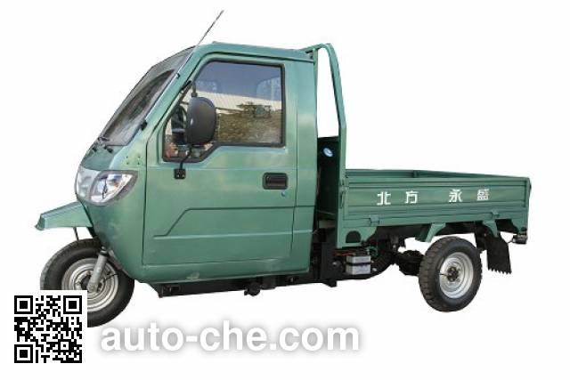 Yuyongsheng cab cargo moto three-wheeler YYS200ZH-2