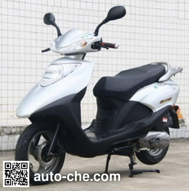 Zhujiang scooter ZJ125T-7R