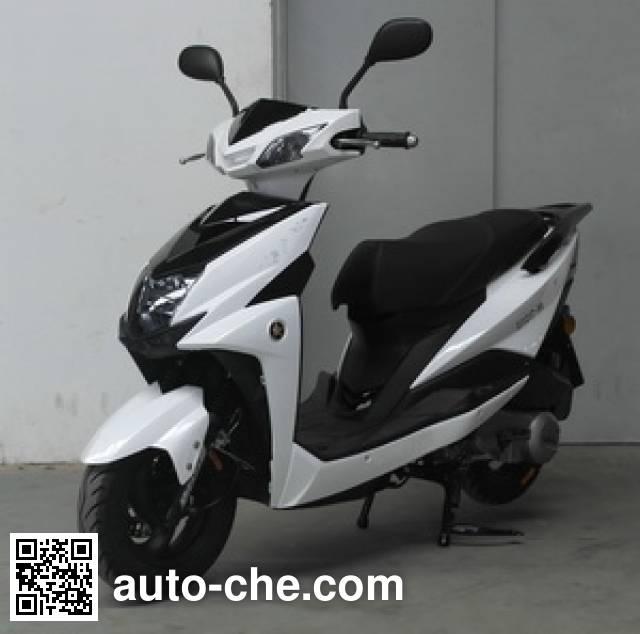 Zhujiang scooter ZJ125T-8R