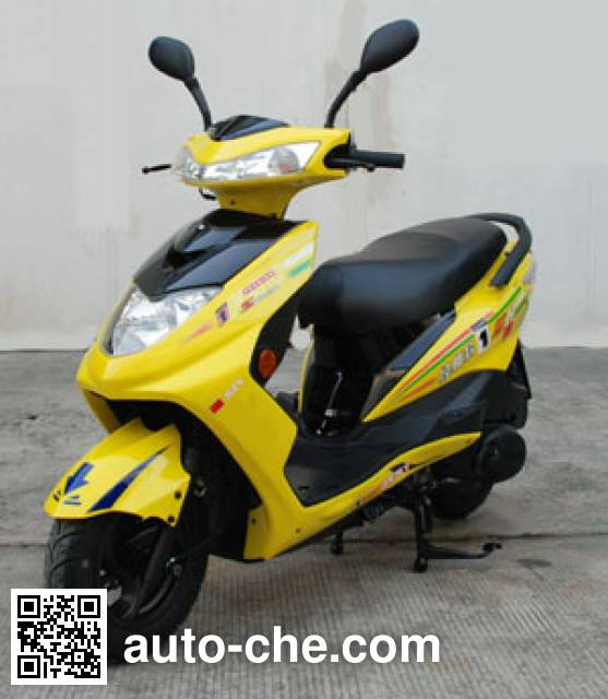 Zunlong scooter ZL125T-9A