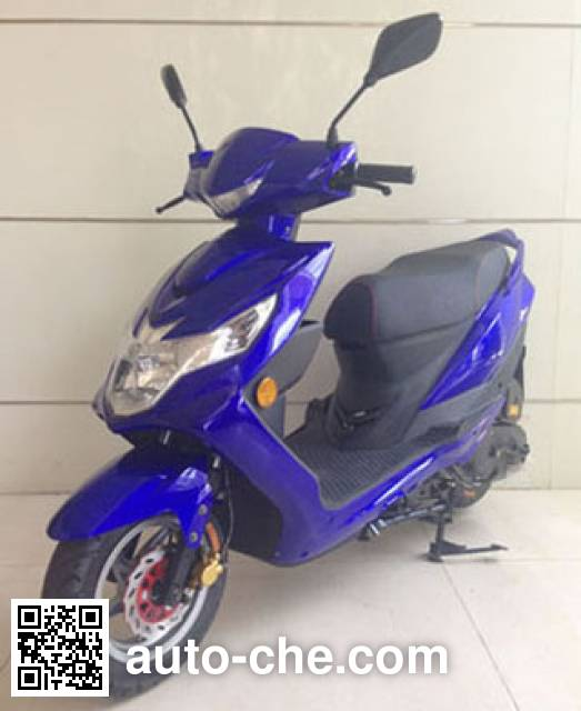 Zhongneng scooter ZN100T-54B
