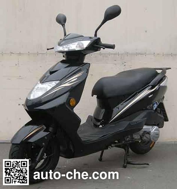 Zhongqi scooter ZQ125T-7