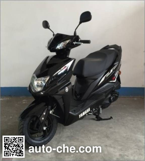 Yamaha scooter ZY125T-11