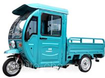 Jinhong electric cargo moto cab three-wheeler JH4500DZH-4C