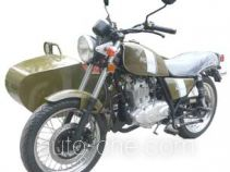 Luojia motorcycle with sidecar LJ150B