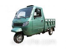 Yuyongsheng cab cargo moto three-wheeler YYS200ZH-5