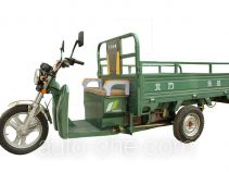 Electric cargo moto three-wheeler Yuyongsheng